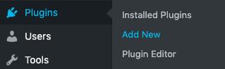 Add New Plugin Screenshot